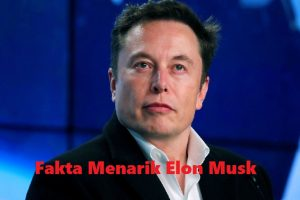 Fakta Menarik Elon Musk